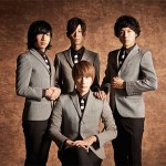 THE BAWDIES at France's largest festival and European tour