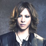 YOSHIKI as a LINE stamp. English version in the works leading up to world tour