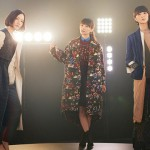 Perfume takes a selfie on Apple's promotion video for the new iPhone series
