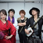 "KAO=S's Comments of Joy After Performing at ""Hanabi Matsuri"", a Diplomatic Friendship's 12..."