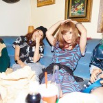 SCANDAL performs at a music festival of Asia representing Japan