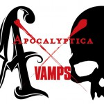 "Simultanous worldwide release of VAMPS and APOCALYPTICA's collaborative single, ""SIN ..."