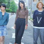 "tricot performs at UK Fes ""ArcTanGent"" with EITS and Converge"