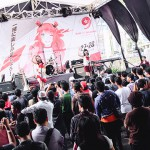 "Faint★Star Performs Live at ""Japan Wave Expo 2016"" on Fifth Trip to Indonesia"
