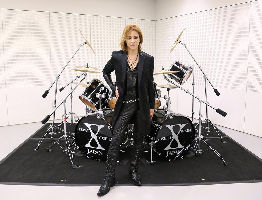 Yoshiki_Dr
