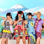 "Dempagumi.inc Performed Live at ""EARTH×HEART LIVE 2016"" Festival Connecting Tokyo and the ..."