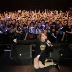 Eir Aoi Makes Local Fans Go Wild at First Independent Show in New York