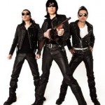 "Guitar Wolf, U.S./Canada tour announced! New album ""T-Rex from a Tiny Space Yojouhan"" rele..."