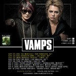 VAMPS - North & Latin America Tour Announcement