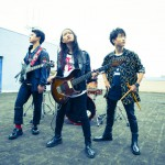 ASTERISM, most young & exciting hard rock band in Japan, was attack as a storm in Toky...